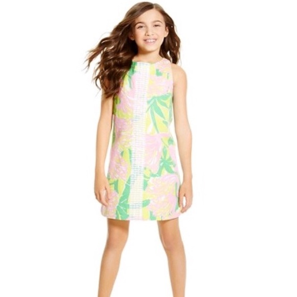ba4d2335692 Lilly Pulitzer for Target Other - BNWOT Lilly Pulitzer Girls Flamingo Print  Dress